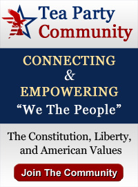 """The Tea Party Community is a conservative hub for sharing ideas, unifying a movement and organizing strategies to keep the United States of America in her rightful place as the greatest nation on earth. """"We The People - Don't Tread on US!"""""""
