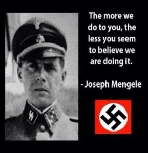 gov obama Mengele