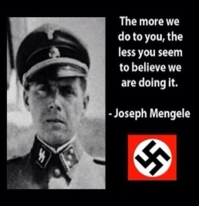 gov obama Mengele