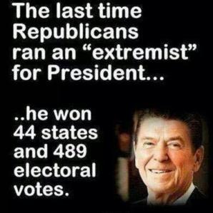 extremeist president
