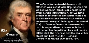 thomasjeffersonquoterepublicanconstitution