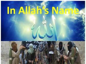 Allah's Name