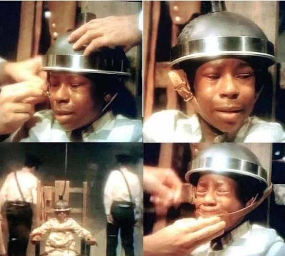age 14, George Stinney Jr.