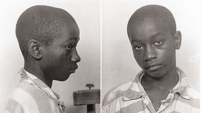 George Stinney Jr. was executed