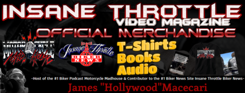 Motorcycle Madhouse Merchandise